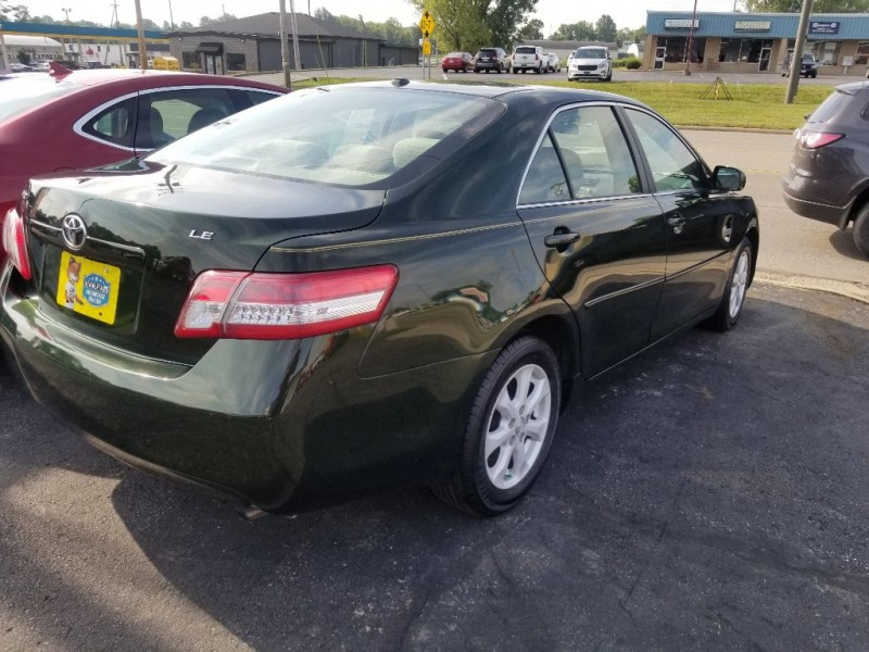 TOYOTA CAMRY 2011 price Call for Pricing