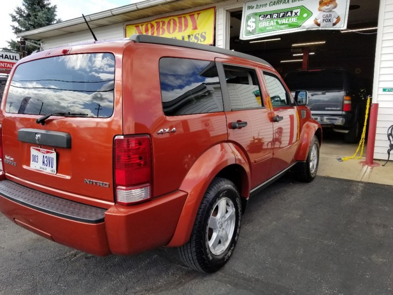 DODGE NITRO 2009 price Call for Pricing