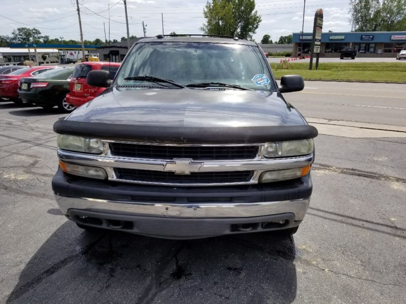 CHEVROLET SUBURBAN 2004 price Call for Pricing