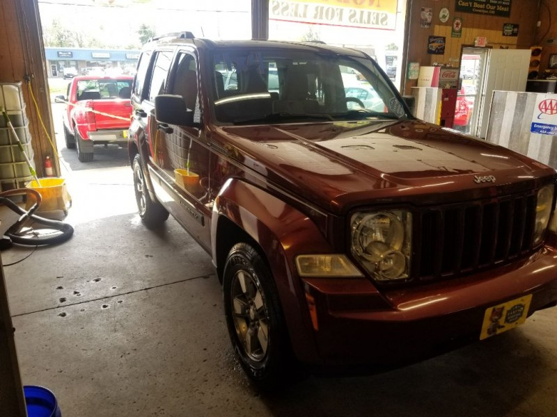 JEEP LIBERTY 2008 price $5,995