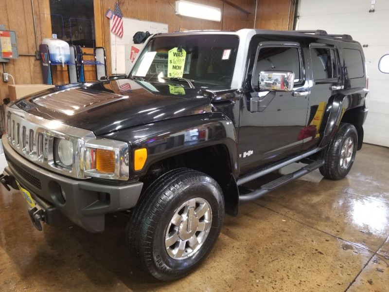 HUMMER H3 2006 price $5,495