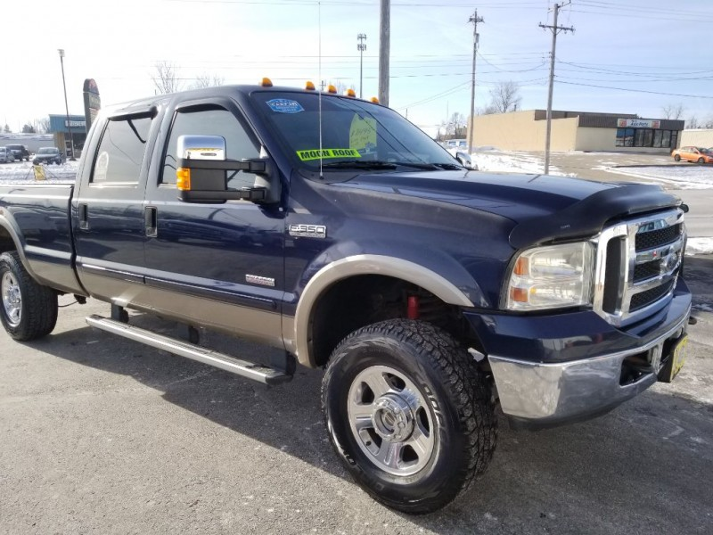 FORD F350 2005 price $8,495