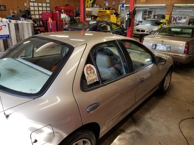 Chevrolet CAVALIER 1997 price $2,250