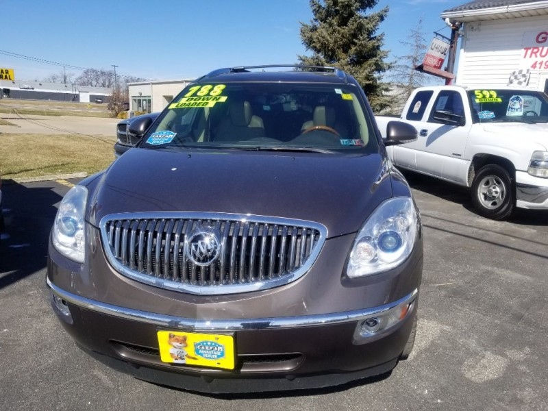 Buick ENCLAVE 2010 price $8,495