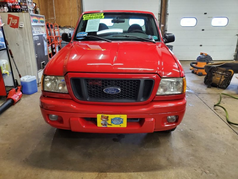 Ford RANGER 2005 price $4,750
