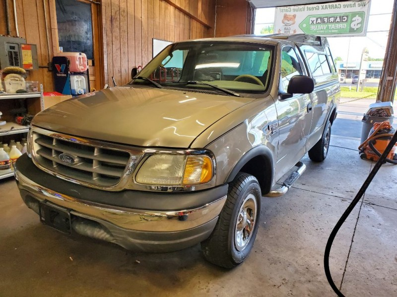 FORD F150 2003 price $7,495