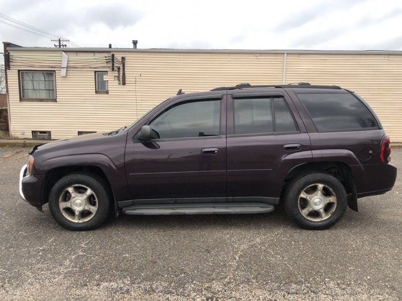CHEVROLET TRAILBLAZER 2008 price $4,400