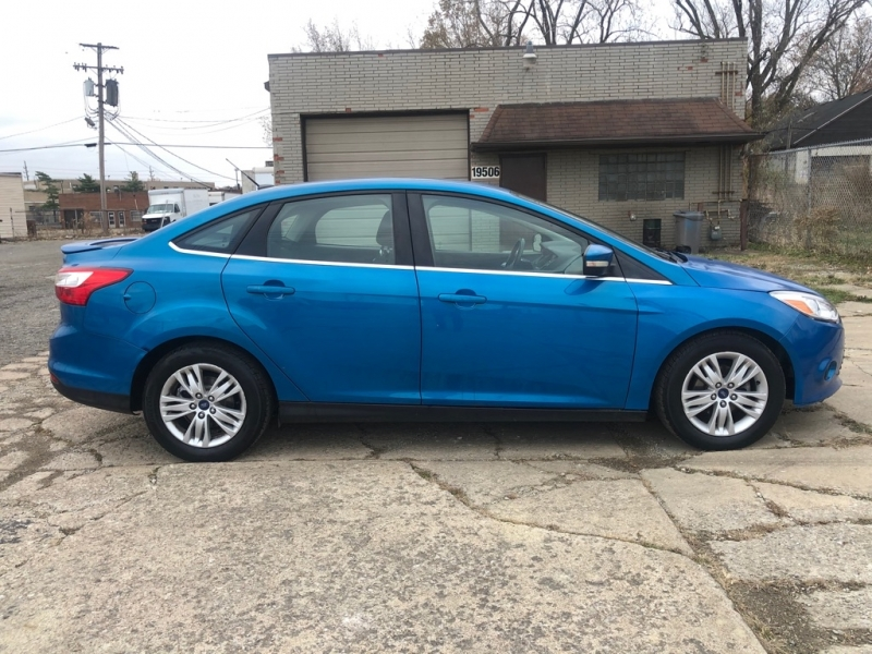 FORD FOCUS 2012 price $4,500
