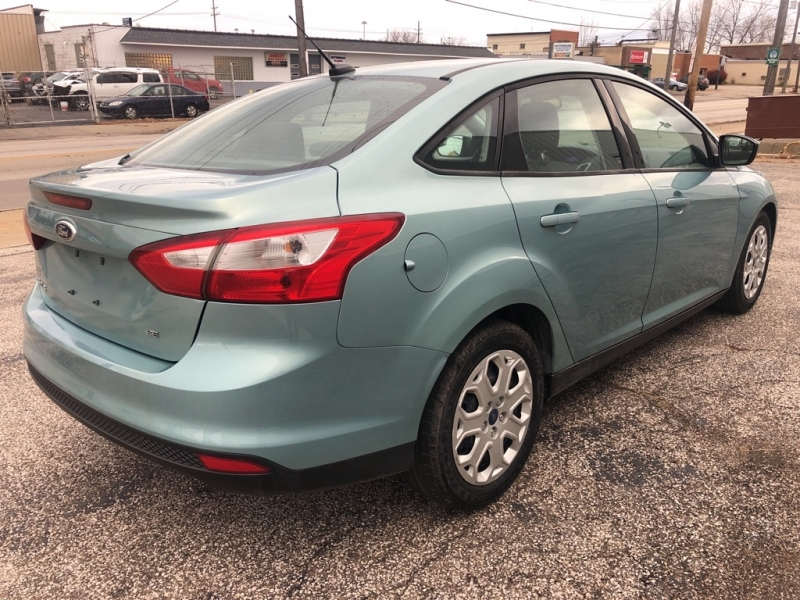 FORD FOCUS 2012 price $4,900
