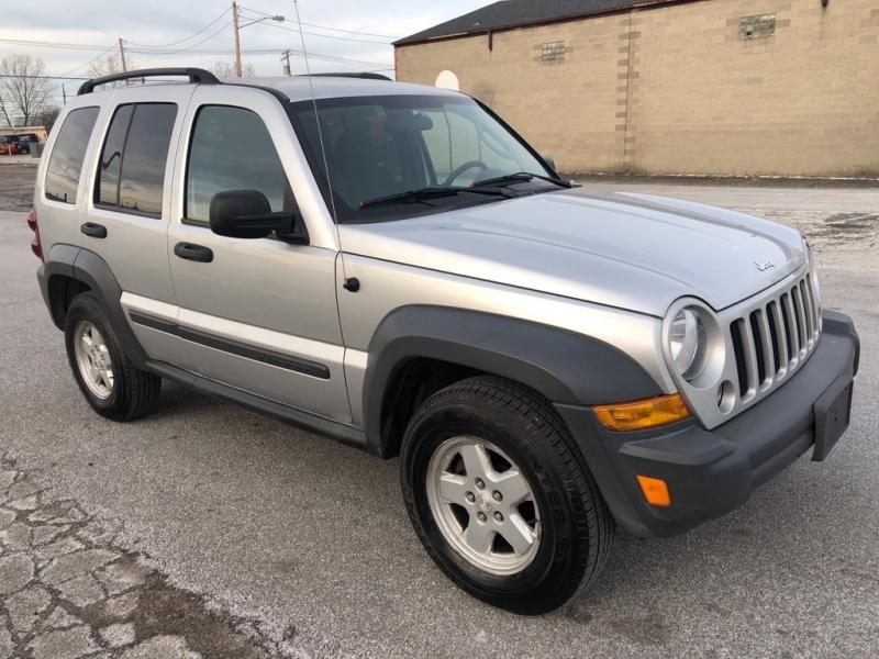 JEEP LIBERTY 2006 price $5,500