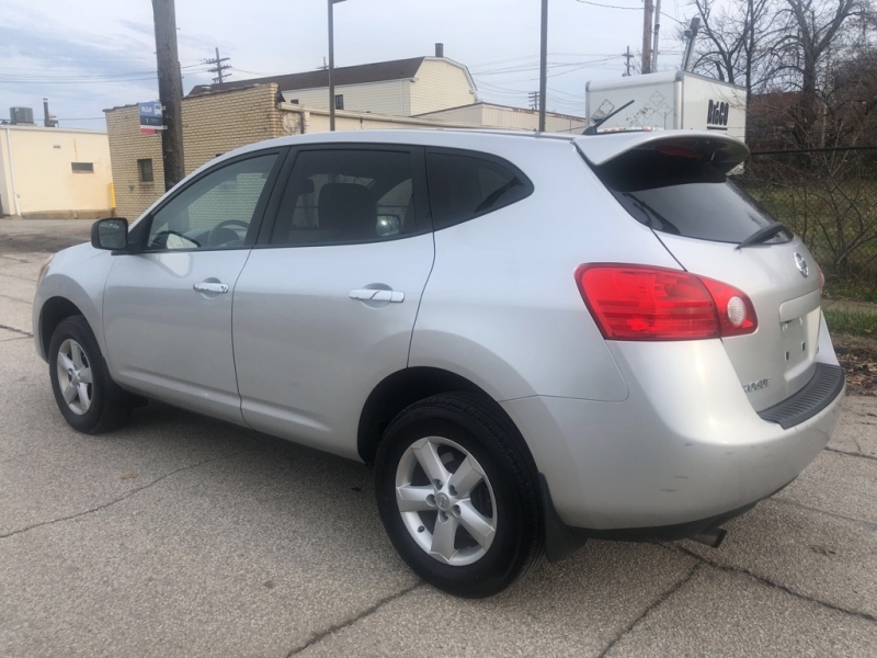 NISSAN ROGUE 2010 price $4,900