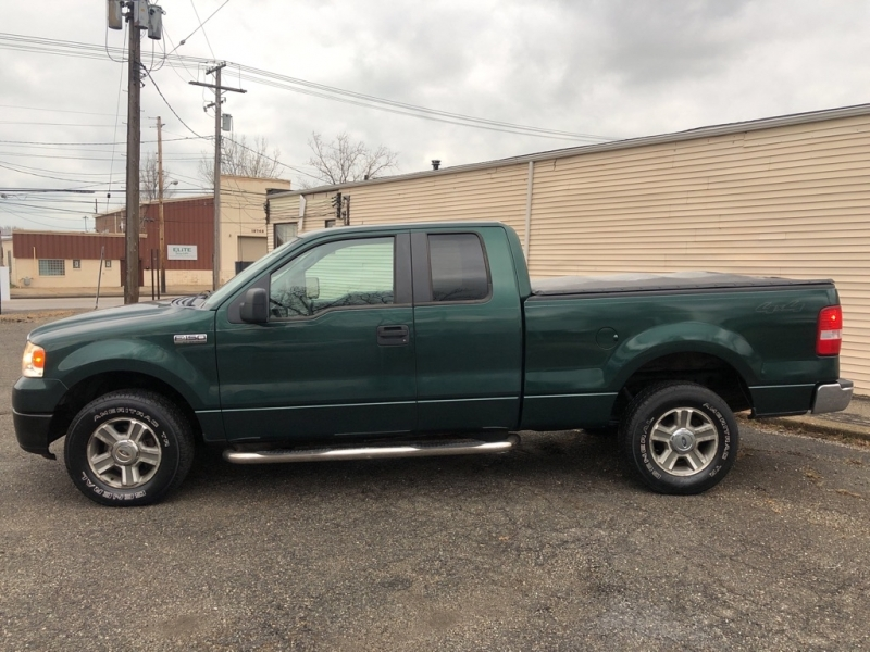 FORD F150 2007 price $11,500