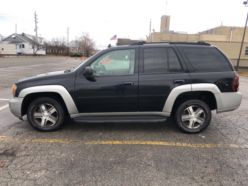 CHEVROLET TRAILBLAZER 2007 price $4,500