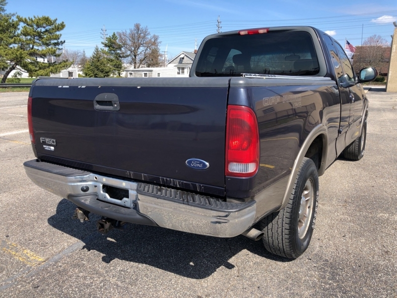 FORD F150 2001 price $6,500