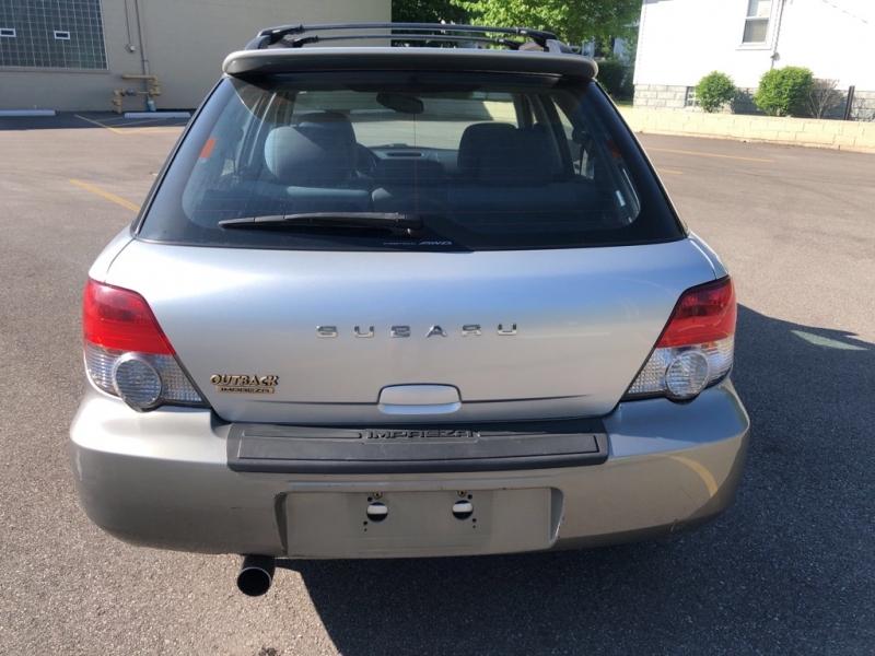 SUBARU IMPREZA 2005 price $3,500