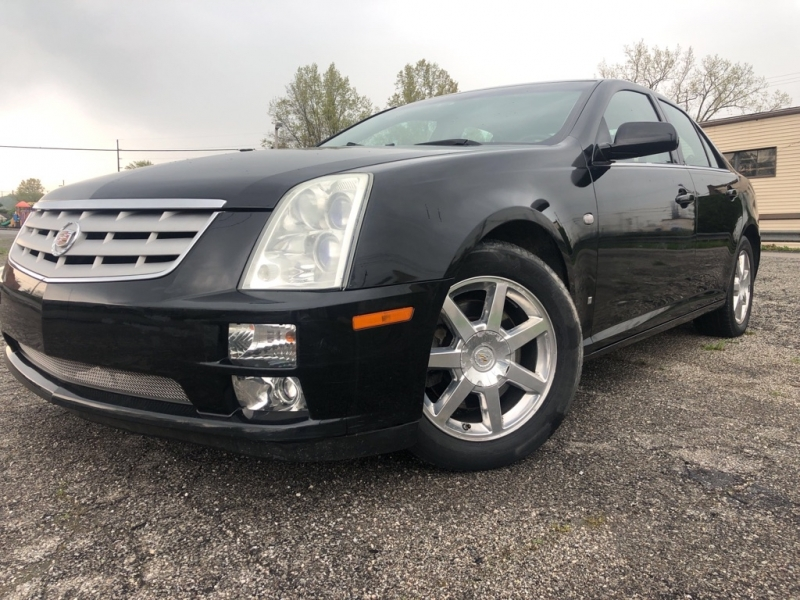 CADILLAC STS 2007 price $5,900