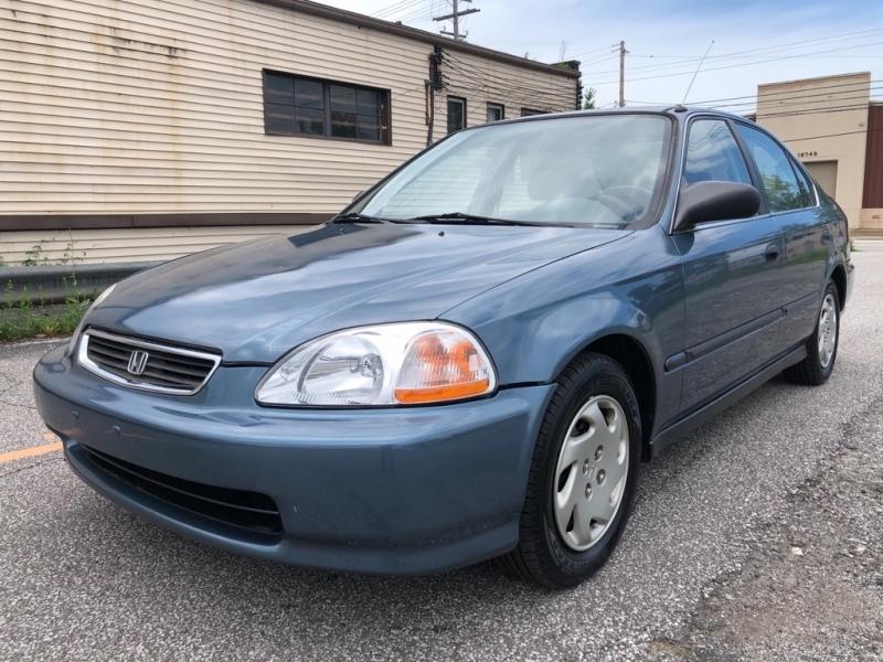 HONDA CIVIC 1997 price $3,900