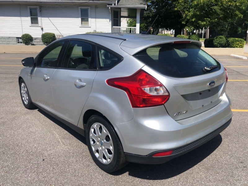 FORD FOCUS 2012 price $4,400