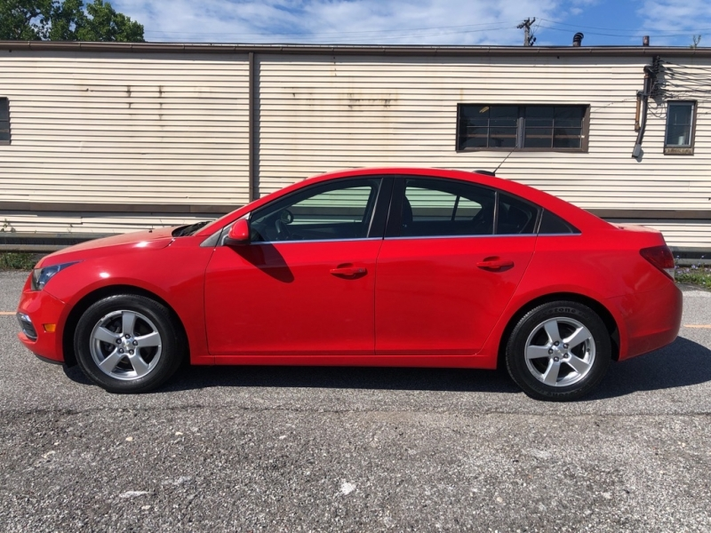 CHEVROLET CRUZE LIMITED 2016 price $6,900
