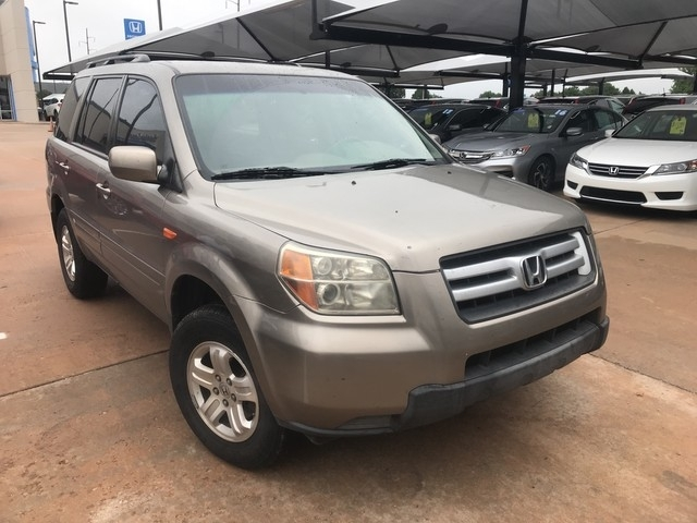 Awesome 2008 Honda Pilot
