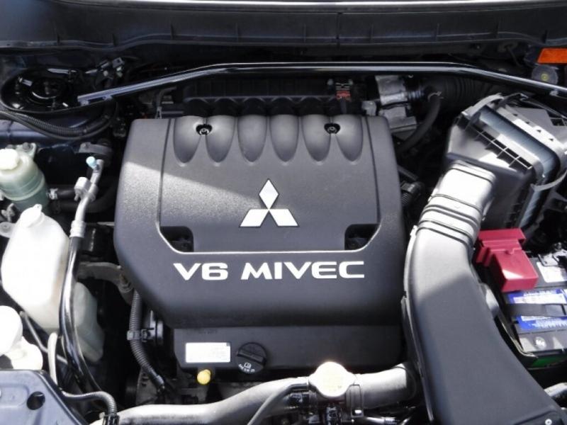 Mitsubishi Outlander 2008 price $5,800