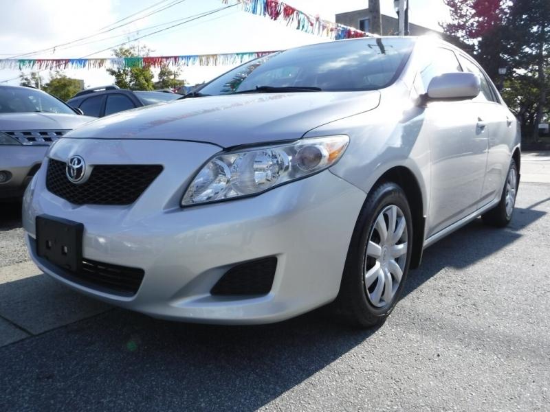 Toyota Corolla 2009 price $6,950