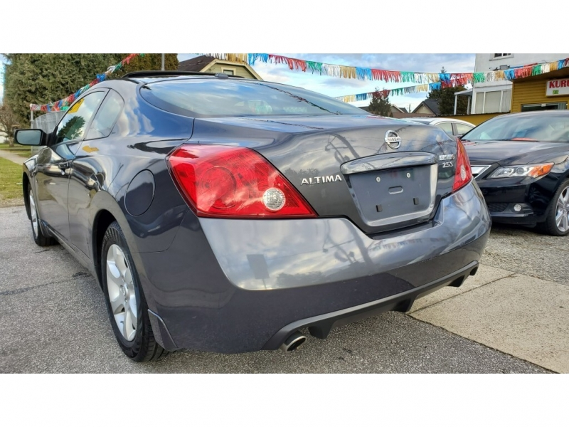 Nissan Altima 2008 price $6,450