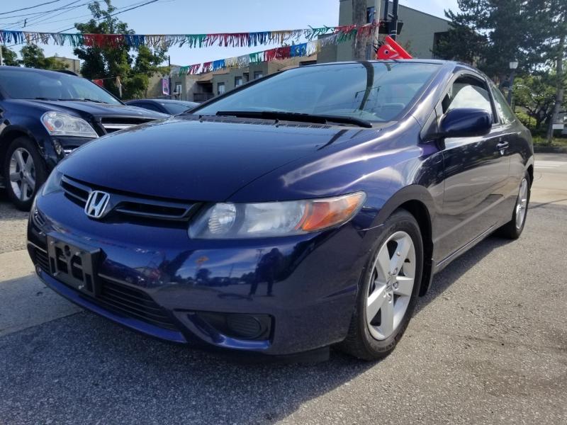 Honda Civic Coupe 2006 price $5,950