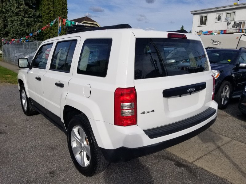 Jeep Patriot 2012 price