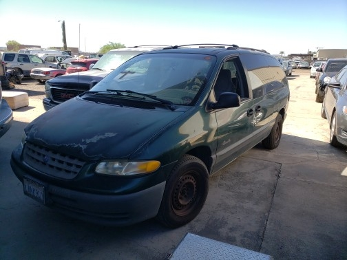 Plymouth Voyager 1998 price $600
