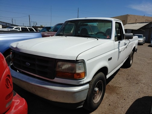 Ford F-150 1996 price $800