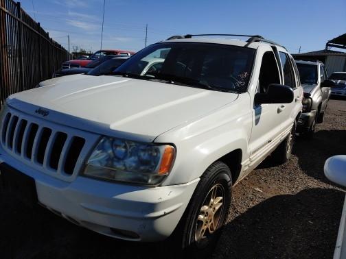 Jeep Grand Cherokee 2000 price $0