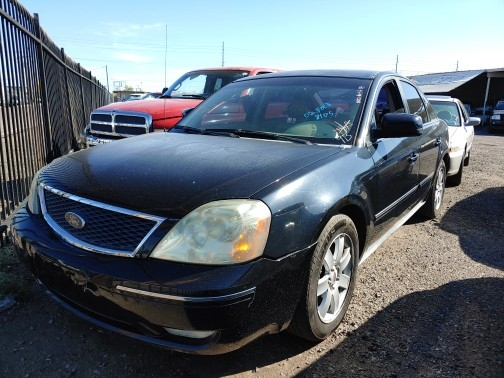 Ford Five Hundred 2005 price $0