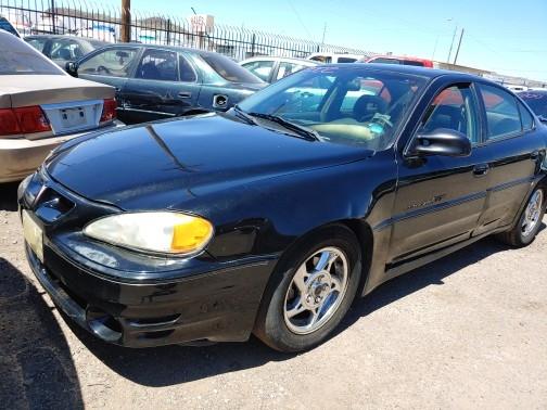 Pontiac Grand Am 2002 price $0