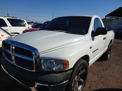Dodge Ram 1500 2003 price $0