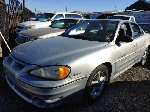 Pontiac Grand Am 2000 price $900