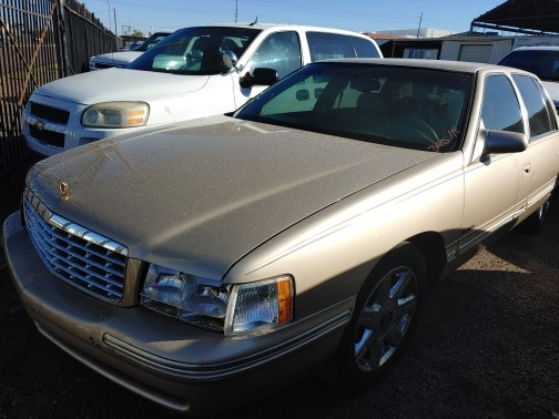 Cadillac Deville 1998 price $0