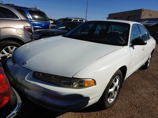 Oldsmobile Intrigue 2000 price $0
