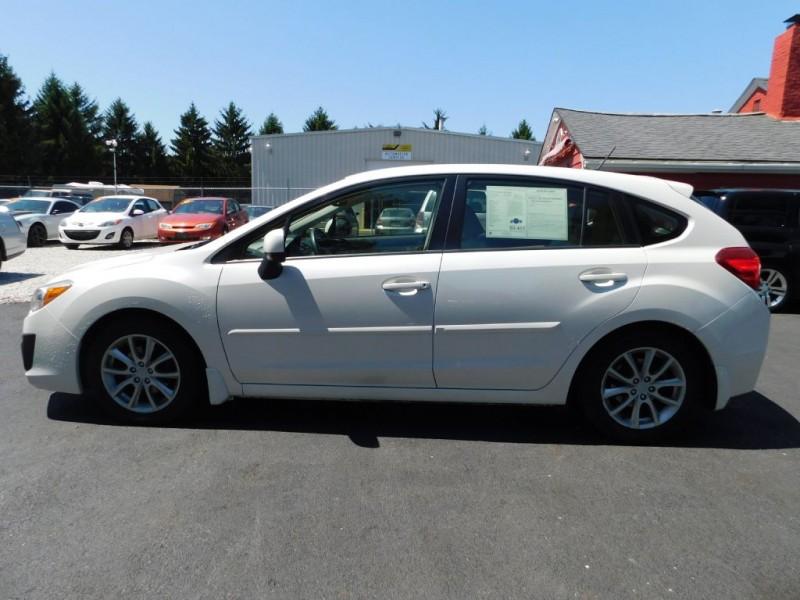 Subaru Impreza 2013 price $7,437