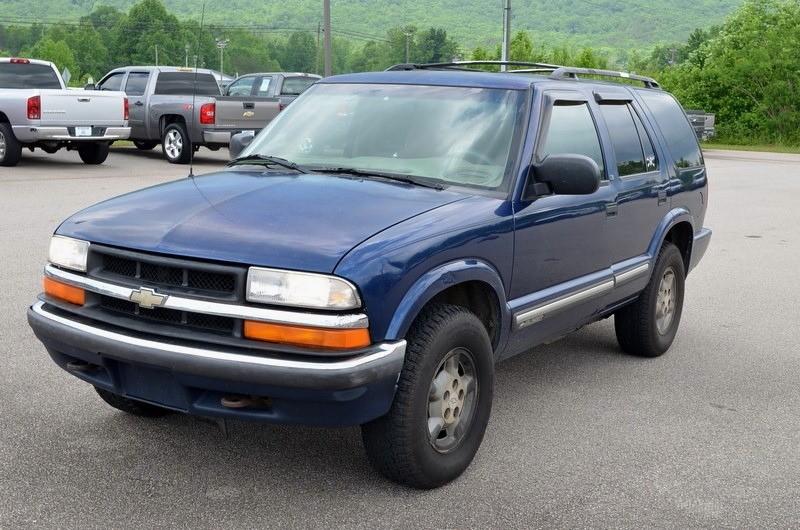 2001 Chevrolet Blazer Lt 4wd Low Priced Used Cars Trucks Used