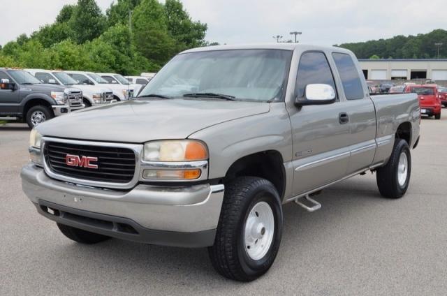 1999 GMC New Sierra 2500