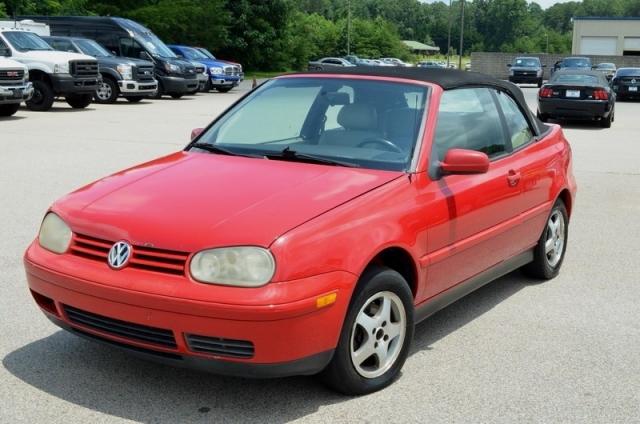 1999 Volkswagen Cabrio/New Cabrio