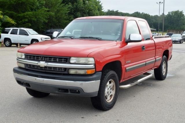 2000 Chevrolet Silverado 1500 Extended Cab Z 71 4x4 Lt Used Cars