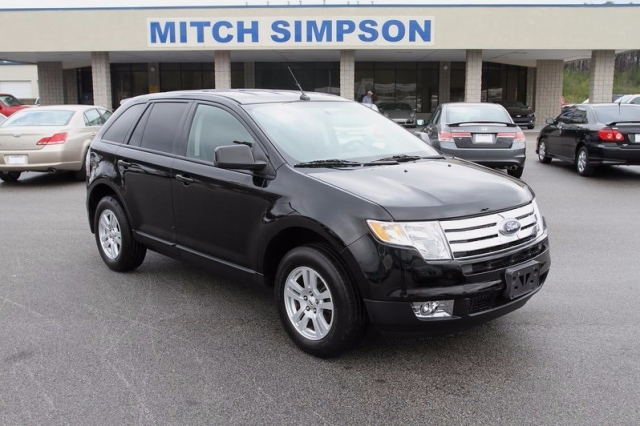 Ford Edge Sel Fully Loaded Perfect No Accident Carfax