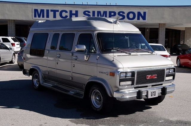 Mitch Simpson Used Cars >> 1993 GMC VANDURA 2500 HIGH TOP CONVERSION EXTREMELY NICE LOW MILES - Used Cars & Trucks | Used ...