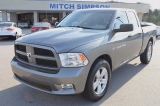Dodge RAM 1500 QUAD CAB 4X4 20s HEMI LOADED 1-OWNER 2012