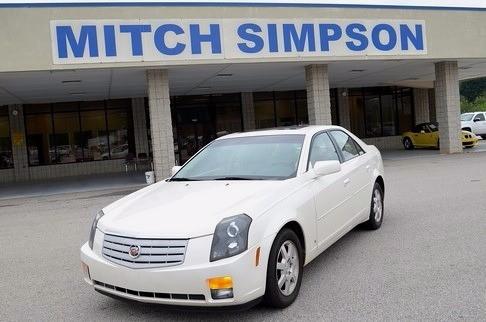 2007 Cadillac CTS SEDAN LEATHER SUNROOF LOADED PERFECT CARFAX