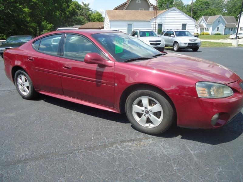 PONTIAC GRAND PRIX 2006 price $3,995