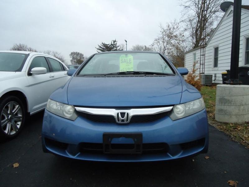 HONDA CIVIC 2009 price $6,299