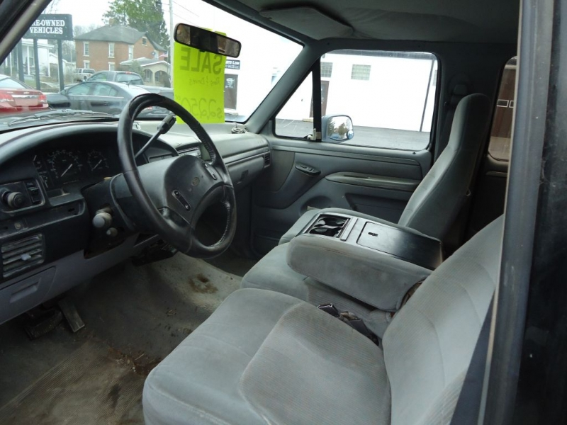 FORD F350 1995 price $2,250